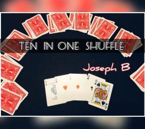Joseph B. – 10 in 1 shuffle (Instant Download)