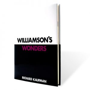 Richard Kaufman – Williamson's Wonders – David Williamson