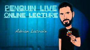 Adrian Lacroix – Penguin Live Lecture (2021, October 24th)