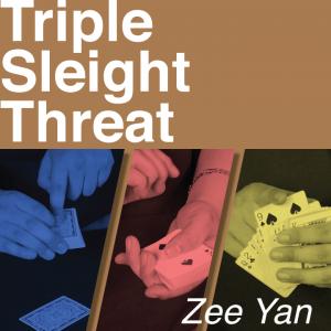 Zee – Triple Sleight Threat Download INSTANTLY ↓