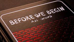 Asi Wind – Before We Begin (no-brainer)