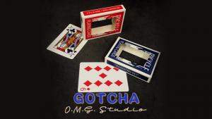 O.M.G. Studios – GOTCHA (Gimmick not included)
