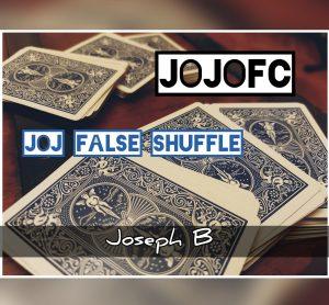 Joseph B. – JJO False Shuffle – Joseph B on Jay Ose false cut