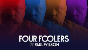 Paul Wilson – Four Foolers Download Bundle (all videos included in 1080p quality) Download INSTANTLY ↓