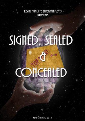 Kevin Cunliffe – Signed, Sealed & Concealed (Video+pdf)
