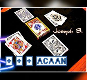 Joseph B. – +++ ACAAN