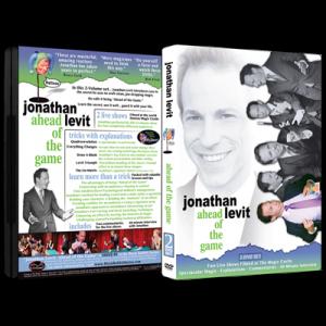 Jonathan Levit – Ahead of the Game – Black Rabbit Series Issue #5