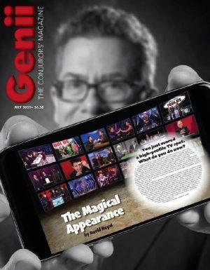 Genii Magazine – July 2021
