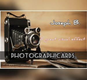 Joseph B. – PhotographiCARDS