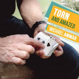 Michael Ammar – Torn and Amazed (Instant Download)