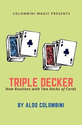Aldo Colombini – Triple Decker (official pdf)